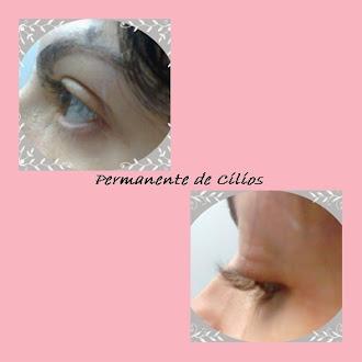 Permanente de Cílios