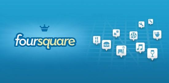 Foursquare banner