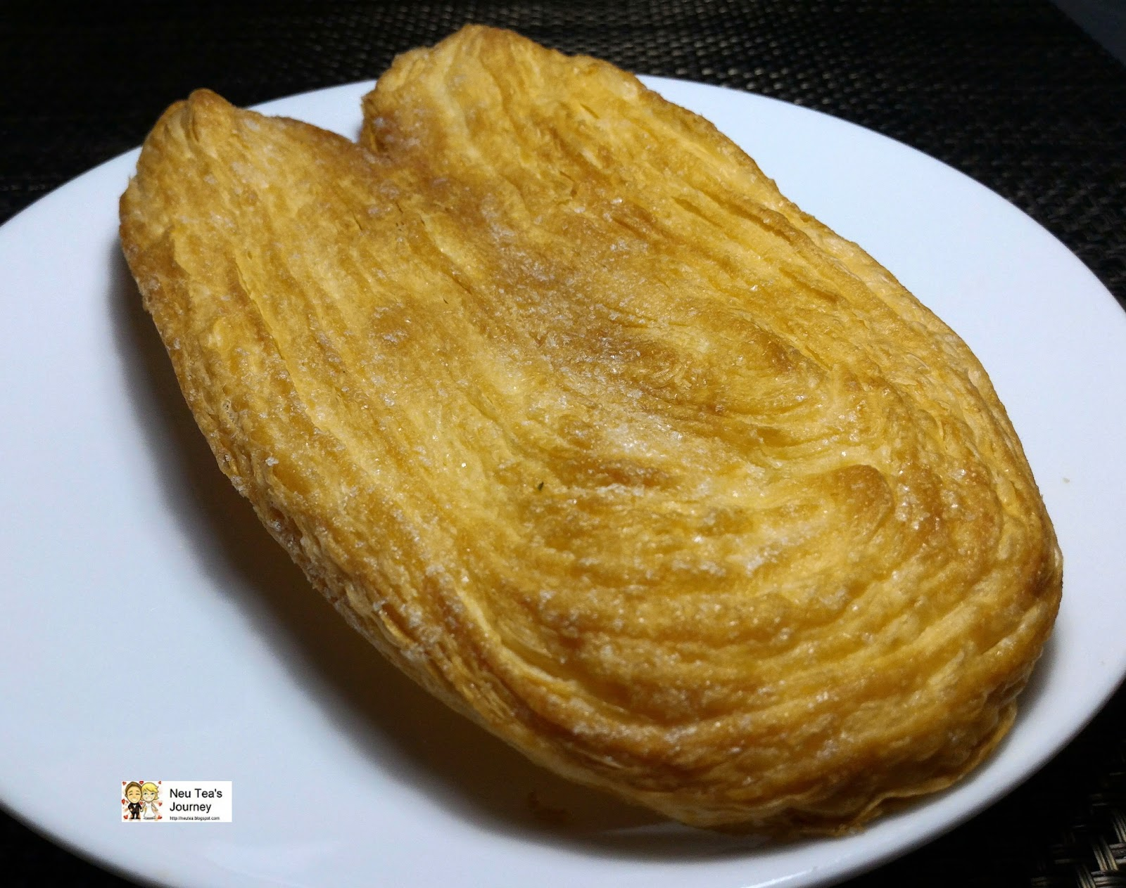 Palm Leaf / Japanese Biscuit from Verbena Bakery