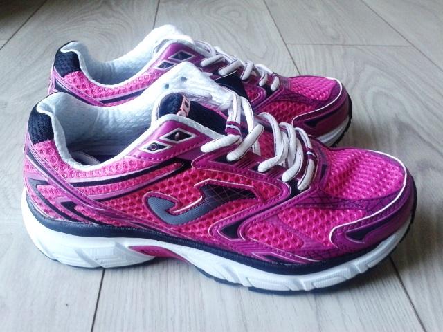 Buty do biegania - czas na zmiany w moim życiu :)