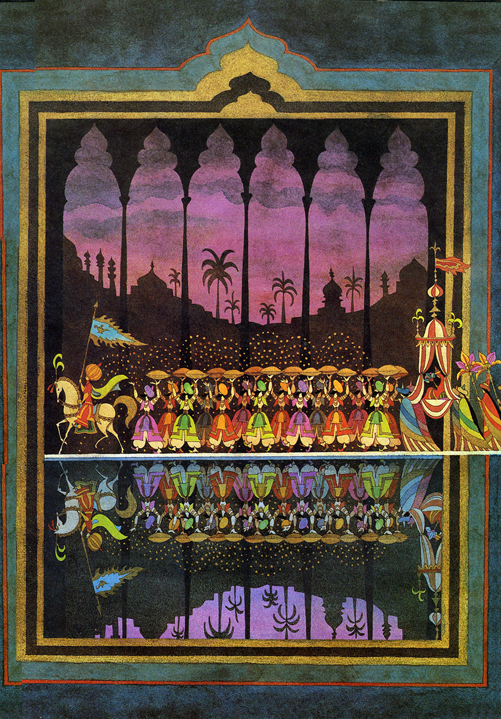 the arabian nights its influence on Essays and criticism on sir richard burton's the arabian nights - the   imaginative power, and the tales were deeply influential on their thinking and  work.