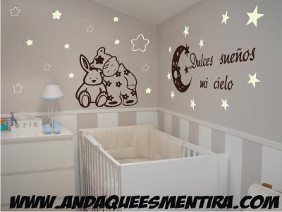Vinilos decorativos andaqueesmentira vinilos decorativos bebe for Vinilo habitacion bebe nina