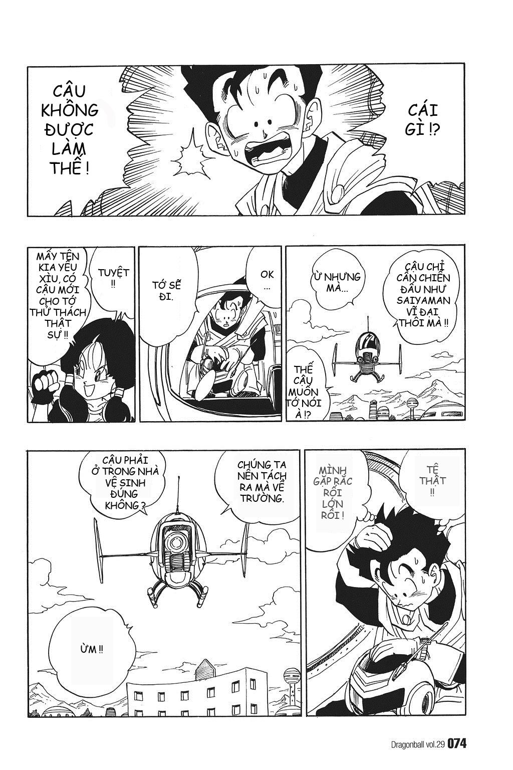 xem truyen moi - Dragon Ball Bản Vip - Bản Đẹp Nguyên Gốc Chap 425