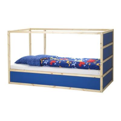 la cama kura de ikea quitaquitamerikita. Black Bedroom Furniture Sets. Home Design Ideas