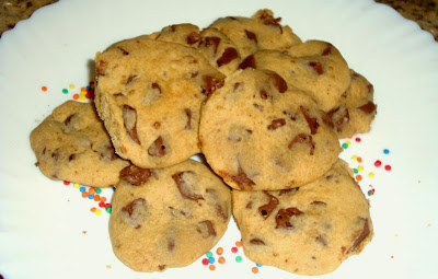 Cookies de microondas
