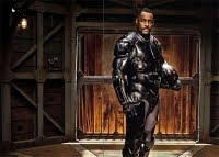 Pacific Rim Film starring Idris Elba and directed by Guillermo del Toro