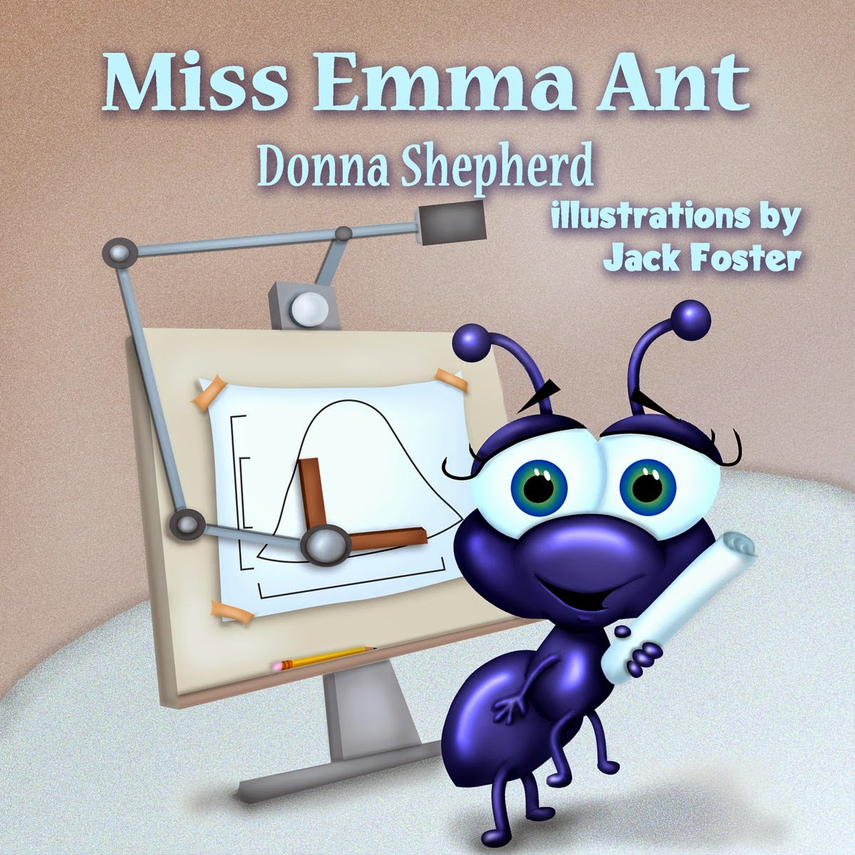 Newest Book - Miss Emma Ant