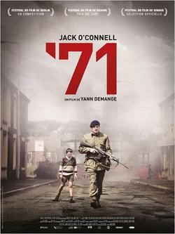 Baixar Filme 71 Esquecido em Belfast Torrent