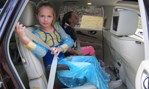 Mẹo vặt Xem nhanh bí kíp chọn chỗ ngồi an toàn khi ô tô gặp nạn