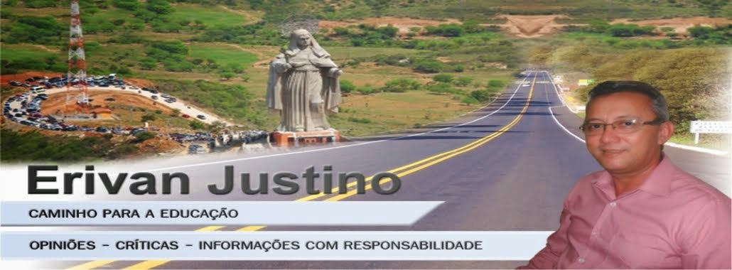 BLOG DO ERIVAN JUSTINO