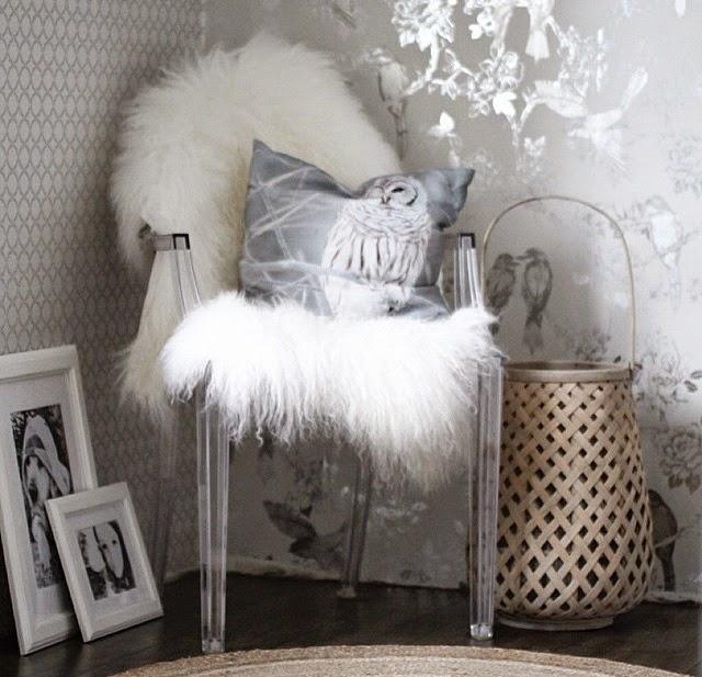 Decorar con muebles de fibras naturales: mimbre, ratan y palmera