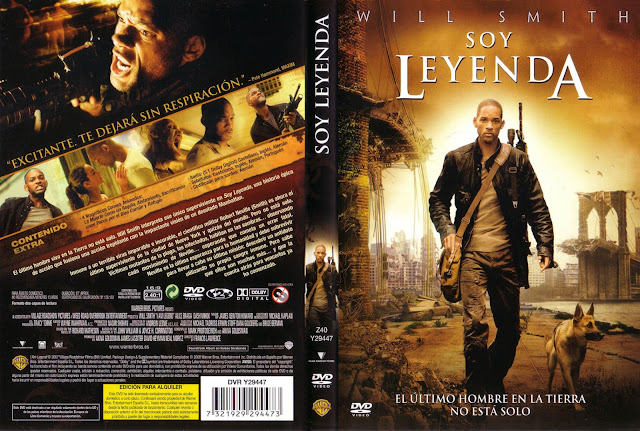 Soy Leyenda Dvd