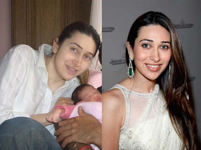 Karishma Kapoor Wihout Makeup
