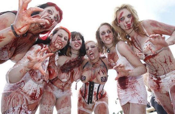 Zombie Sexy Nude 67