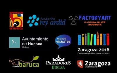 Colaboradores II Certamen Factoryart de Intervenciones sin Huella.