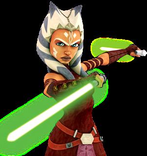 Ahsoka Tano from The Clone Wars