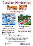 Cursillos Verano 2017