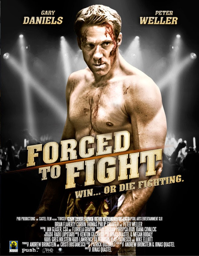 FORCED TO FIGHT (2011) BRRip tainies online oipeirates