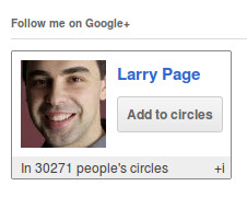 3 TOP Google+ Add To Circles Widgets/Plugins For WordPress Blogs
