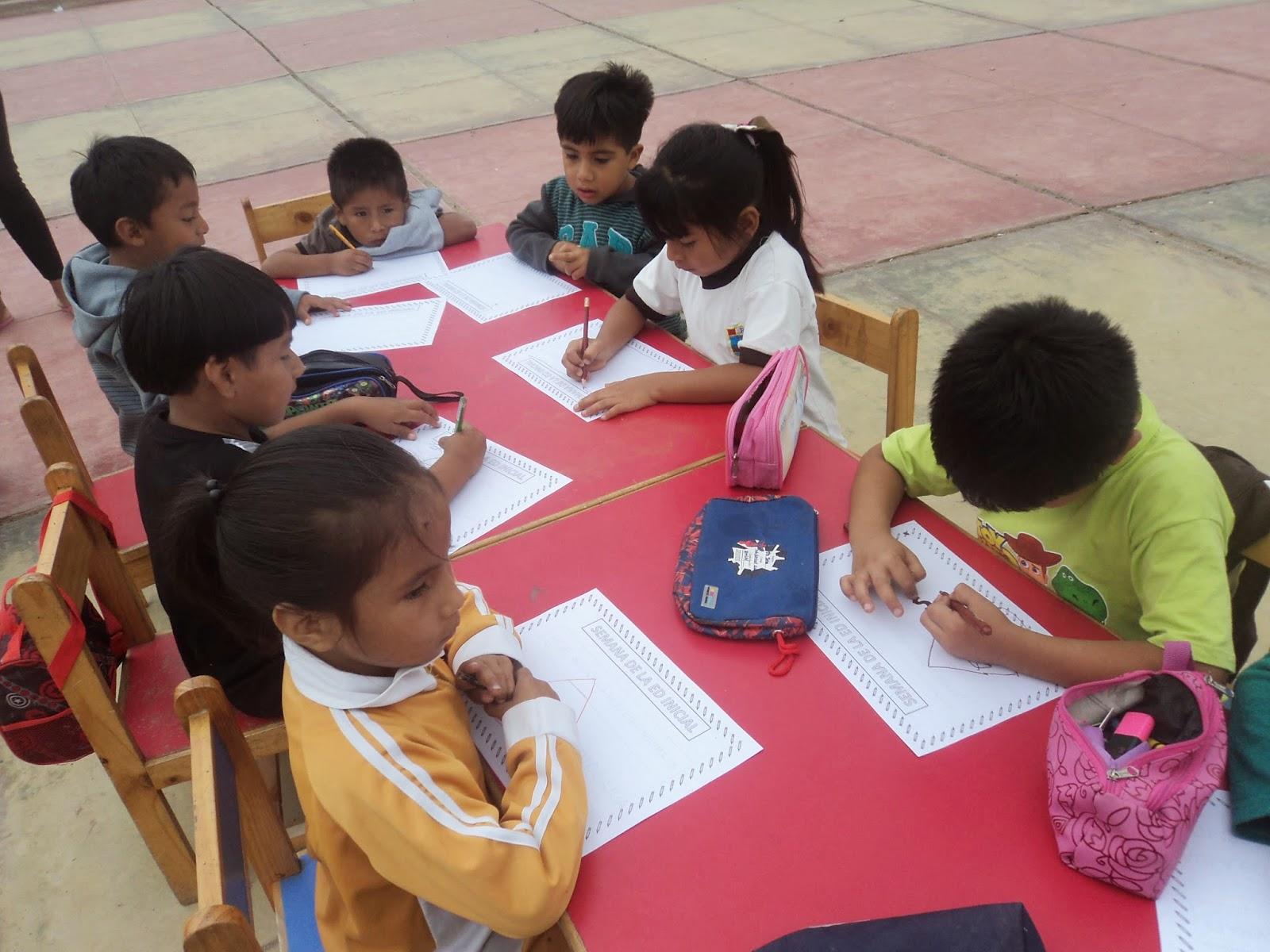 Siluetas Por Dia De Educacion Inicial | apexwallpapers.com