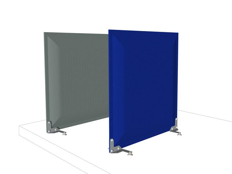 Arredo ufficio e pannelli fonoassorbenti for Pannelli divisori per ufficio prezzi