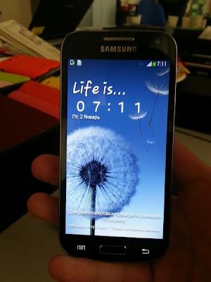 Снимки и информация за Galaxy S4 mini