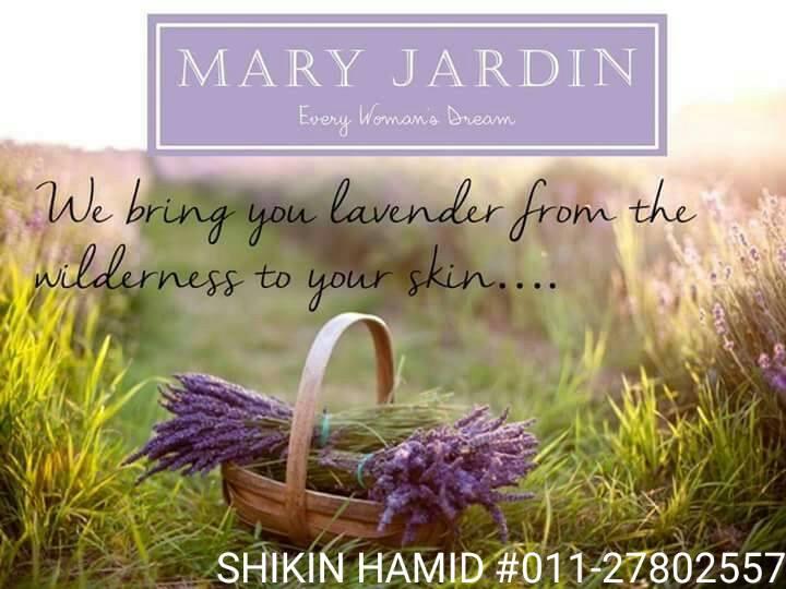 MY MARY JARDIN DIARY