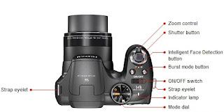 kamera prosumer murah dari fuji untuk pemula