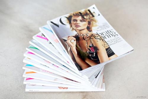 Social media makes an impact on fashion journalism | Beginning ...