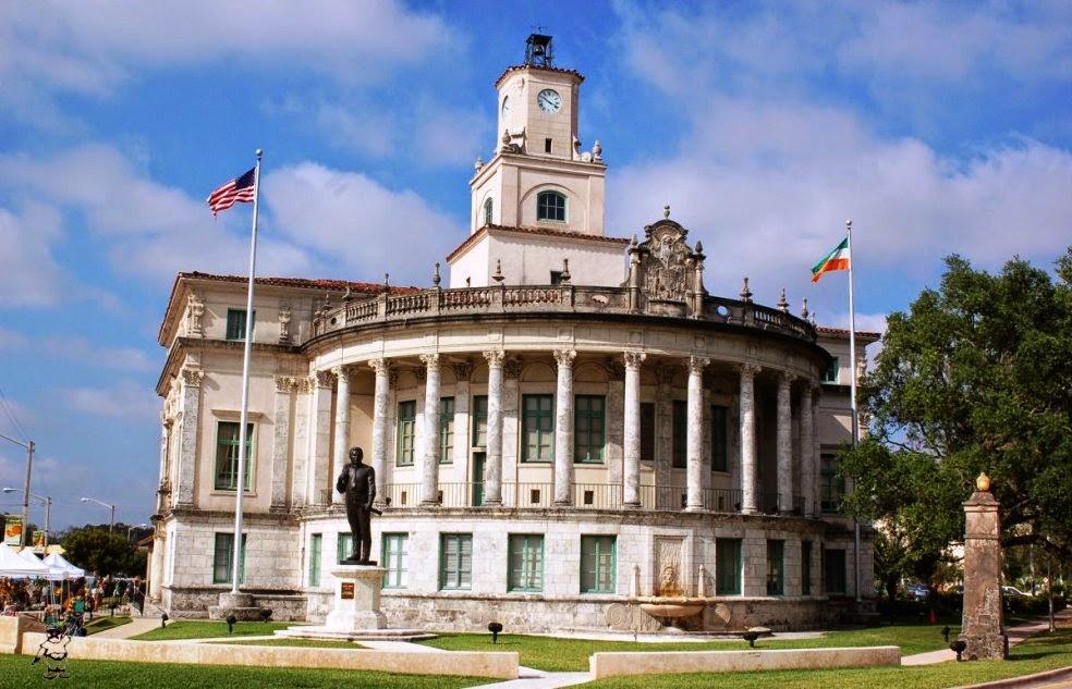 Coral Gables City Hall Miami