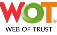Web of Trust Safe Ratings