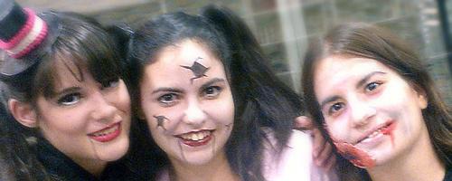 maquillajes halloween monika sanchez guapa al instante