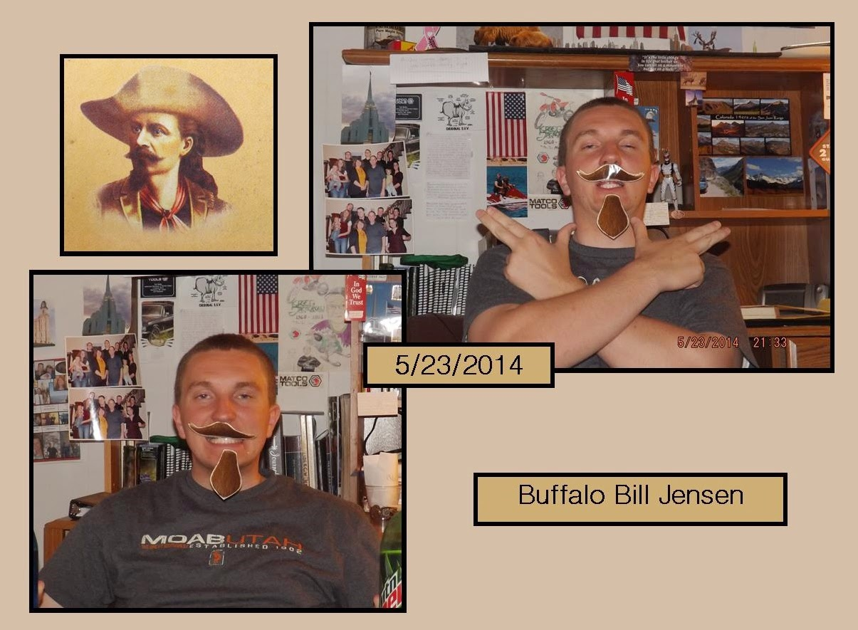 May 23, 2014 Buffalo Bill Jensen