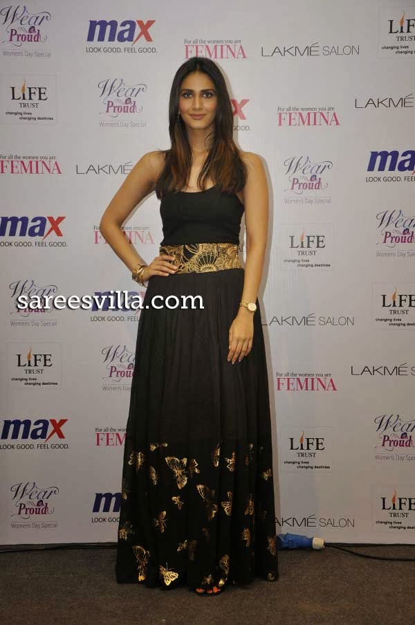 Vaani Kapoor Launchs Max Summer 2014 collection