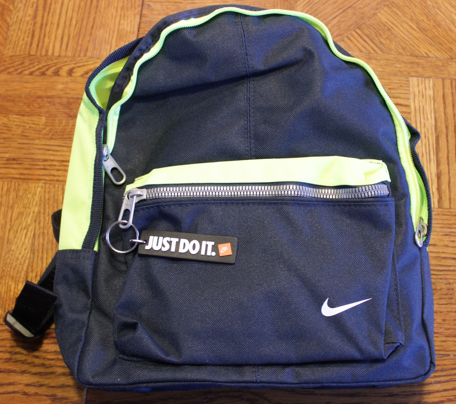 Nike Just Do it backpack, JD Sports