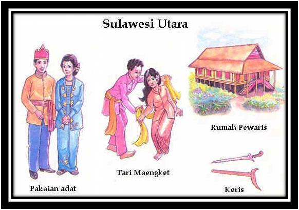gambar lucu daftar pakaian daerah dan adat istiadat indonesia lengkap