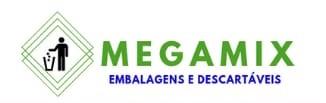 MEGAMIX Descartáveis, Embalagens em Plástico, Isopor, Papel, Papelão, Atacado e Varejo.