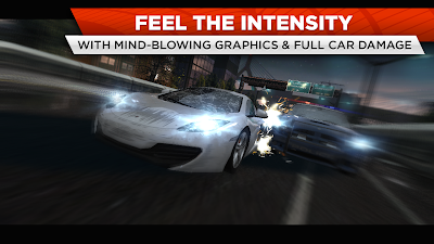 MAKE TROUBLE,GET WANTED Android Game Need for Speed™ Most Wanted,