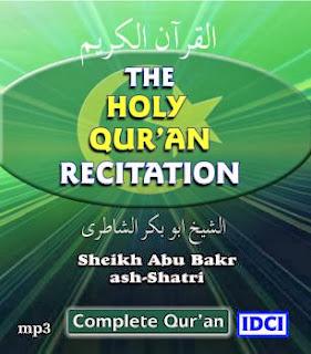 Al-Quran Recitation Shiekh Abou Bakr Al Shatiri