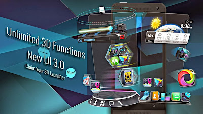 free download Next Launcher 3D 3.0 for android