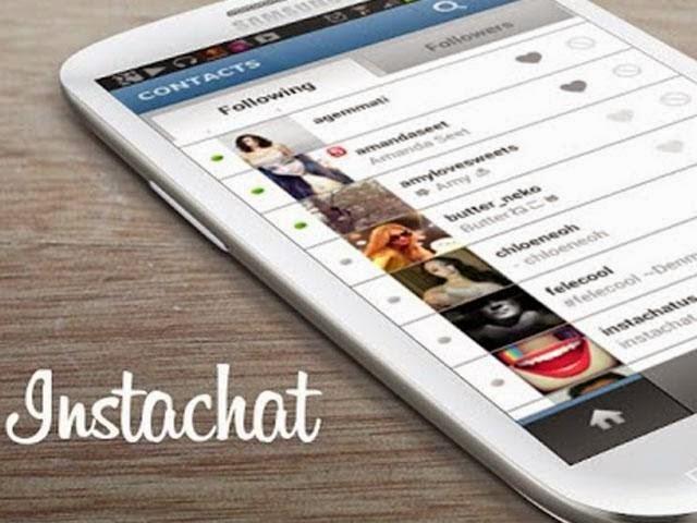 WSN InstaChat