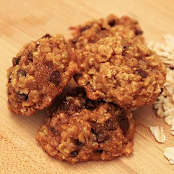 Pumpkin Oatmeal Cookies/ Delicious Recall #1 | Flourtrader