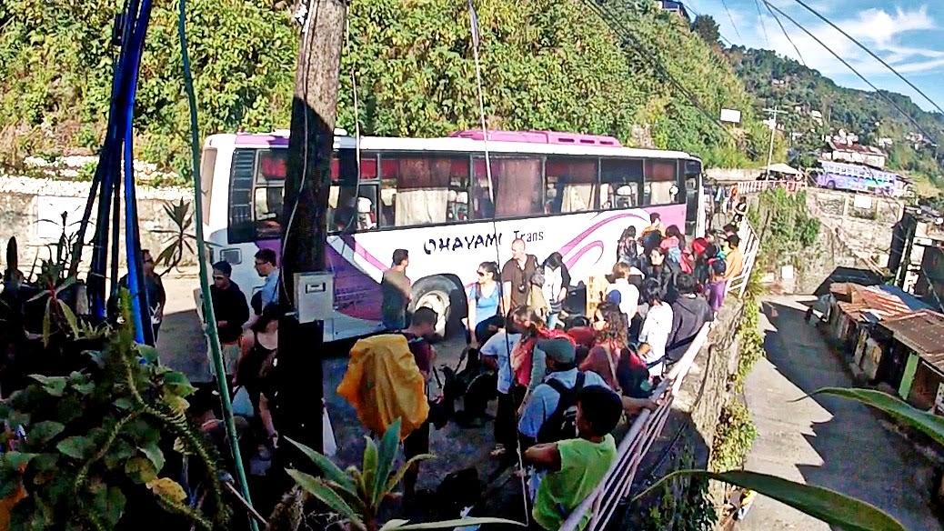 Ohayami Trans Bus - Manila to Banaue