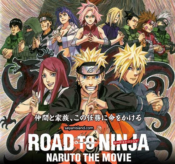 Naruto Shippuden: El Camino Ninja
