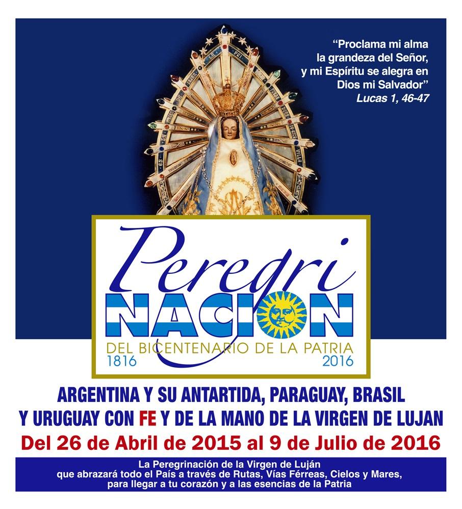 PeregriNACIÓN del Bicentenario de la Patria