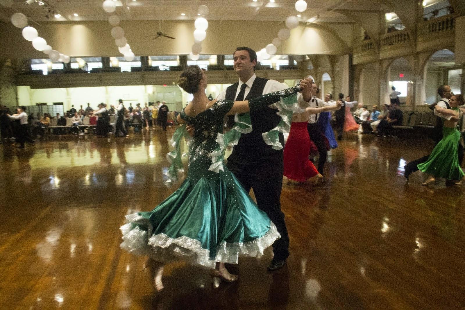 Ballroom Dance Comp