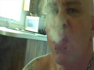 Tags gay, gay skinhead, smoking feish