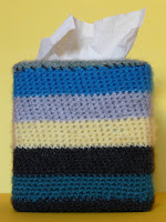 CROCHETED TISSUE BOX COVERS ? CROCHET PATTERNS