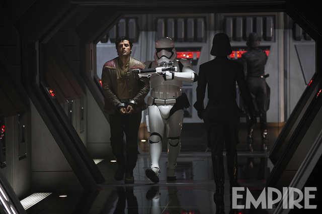 Remesa de portadas de Empire dedicada a 'Star Wars: el despertar de la Fuerza' y nueva imagen