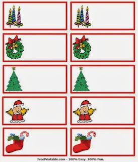 tarjetas navidad para regalos